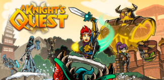 A-Knight's-Quest