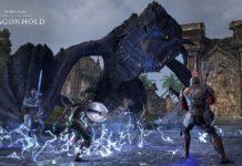 the elder scrolls online Dragonhold