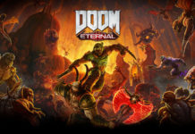 DOOM Eternal banner
