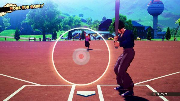 dragon ball z kakarot baseball