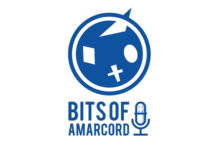 bits of amarcord logo podcast