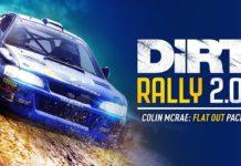 dirt rally 2.0 colin mcrae