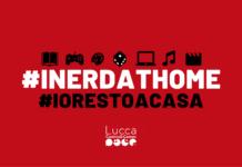 Lucca Comics #inerdathome