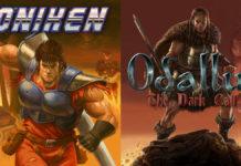 Oniken Odallus