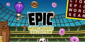 epic word search