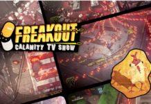Freakout Calamity TV