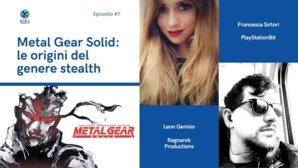 bits of amarcord settima puntata metal gear solid