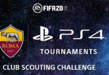 FIFA 20 Club Scouting Challenge