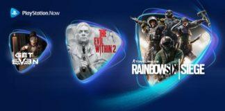 PlayStation Now Maggio 2020