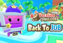 vacation simulator back to job