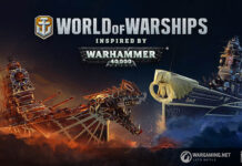 world of warships warhammer
