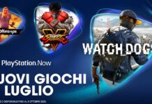 PlayStation Now Luglio 2020