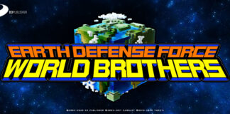 Earth Defense Force: World Brothers