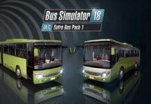 DLC Setra Bus Pack 1 Bus Simulator