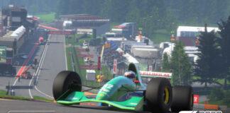 F1 2020 jordan Schumacher