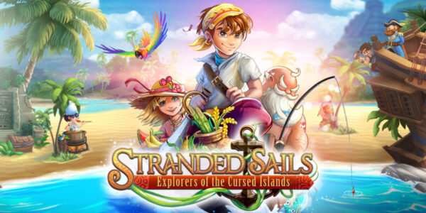 Stranded Sails: Explorers Of The Cursed Island