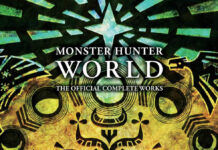 Monster Hunter World The Official Complete Works