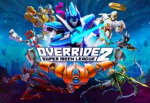 Override 2 Super Mech League