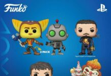 funko pop playstation