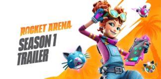 Rocket Arena Stagione 1