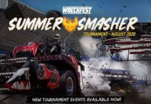 wreckfest summer smasher
