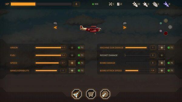Aircraft Evolution