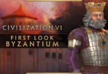 Civilization VI Byzantium and Gaul Pack