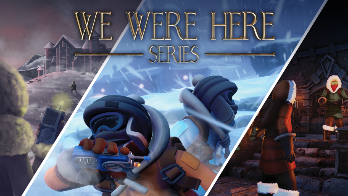 we were here series