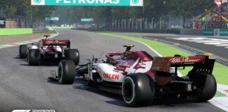 f1 2020 autodromo di monza alfa romeo