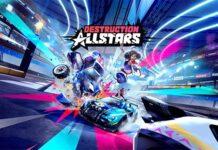 Destruction all-stars