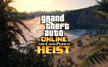 GTA Online The Cayo Perico Heist
