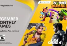 PlayStation Plus Instant Game Collection Dicembre