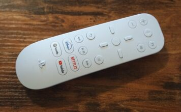 telecomando PlayStation 5