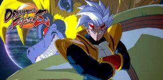 Baby Vegeta Dragon Ball Fighter Z