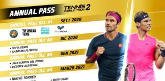 Tennis World Tour 2 Annual Pass
