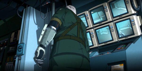 Metal Gear Animation Snake