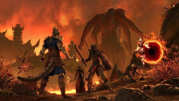 elder scrolls online flames of ambition